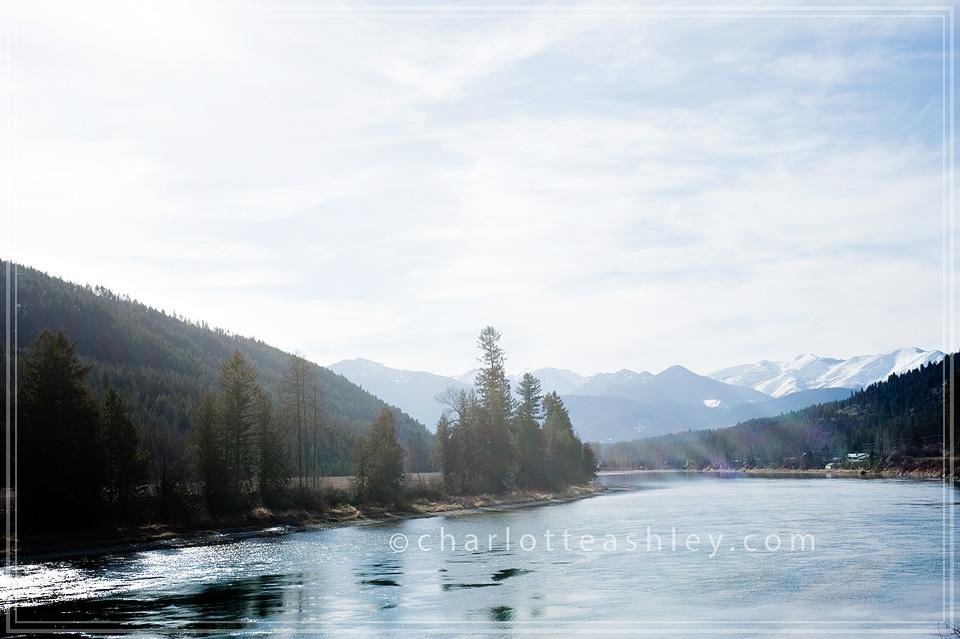 Kootenai River, Libby, Montana