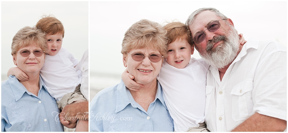 Fripp Island Family Portraits   2012