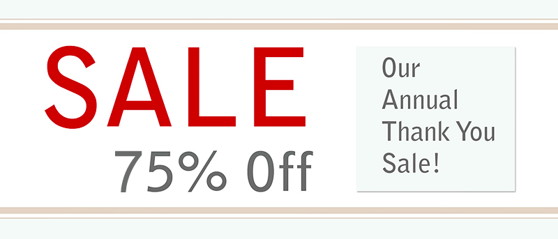 Cyber Monday Sale | 75% off Digital Images