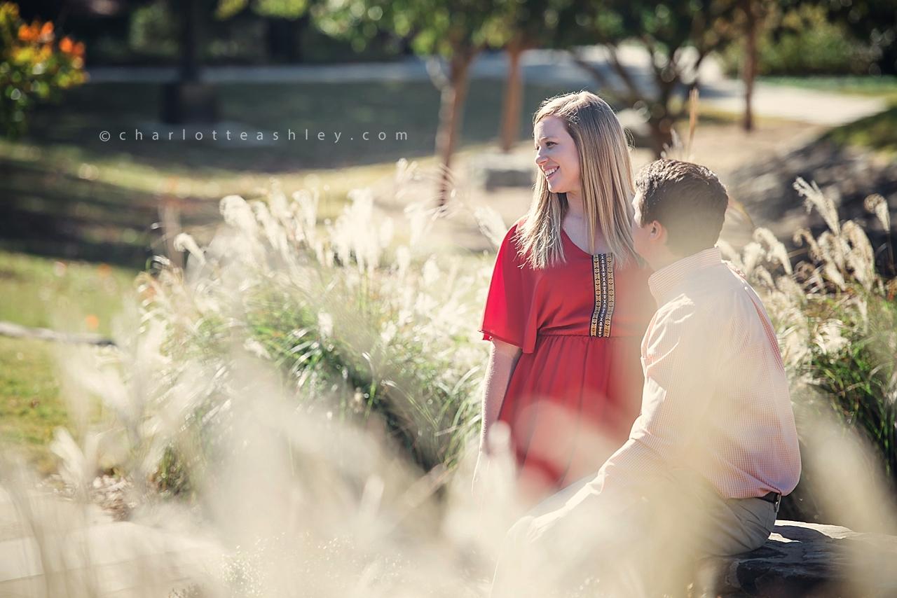 Aaron and Leona | Clemson University Engagement