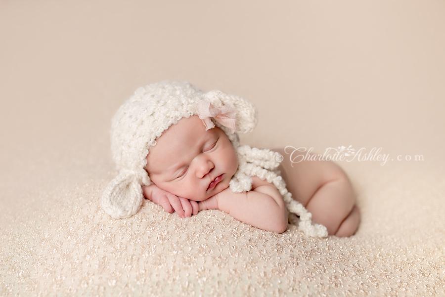 Baby E | Newborn Portrait Session in Lexington, SC