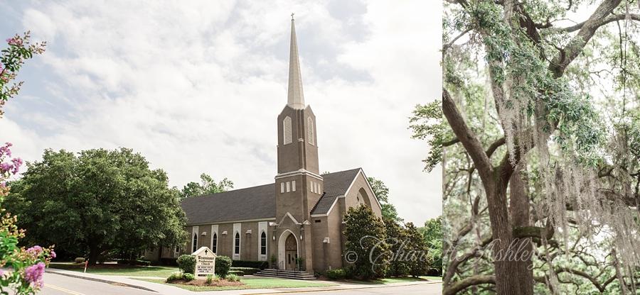 Alex + Lindley | A Charleston Wedding and Old Wideawake Plantation Reception