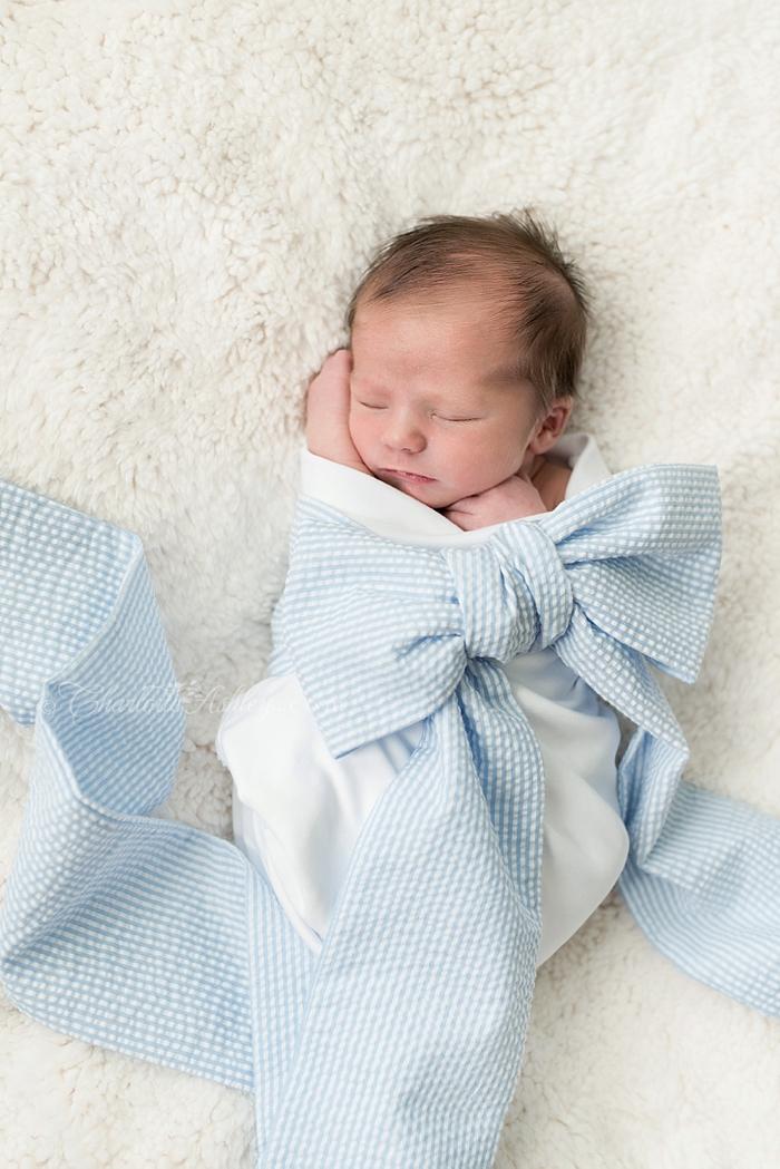 Jack   Lexington, SC Lifestyle Newborn Session
