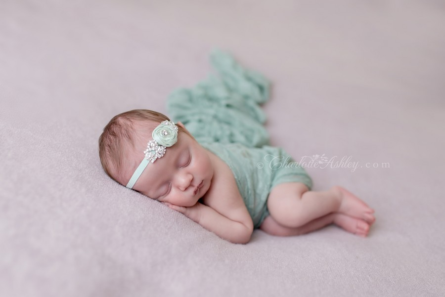 Lily   In-home Newborn Photography