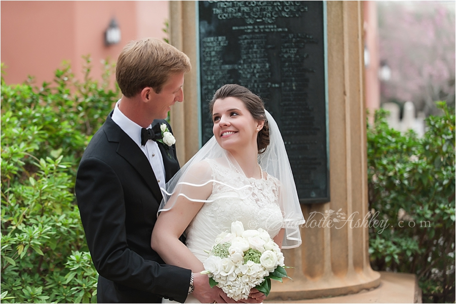George and Shannon | First Presbyterian, Columbia, SC Wedding